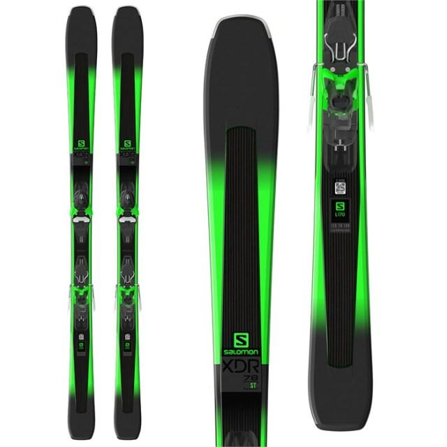 XDR 78 Skis