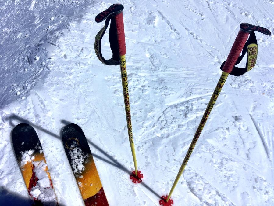 Ski Tips & Poles