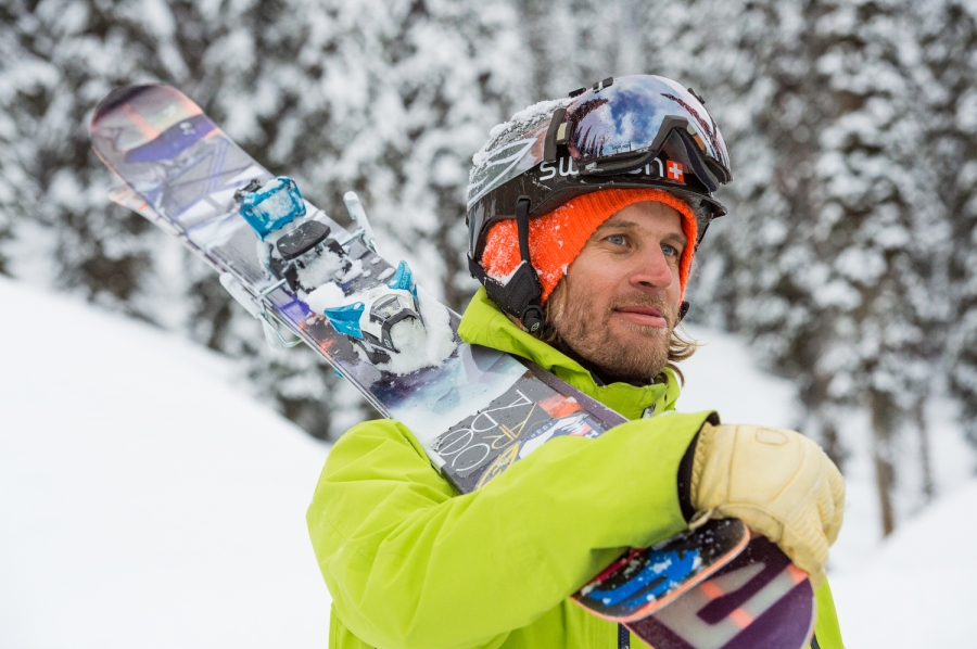 If you hadn't heard, Cody Townsend is really good at skiing.